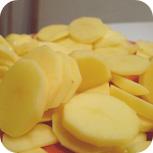 Fleischpflanzerl - Kartoffeln