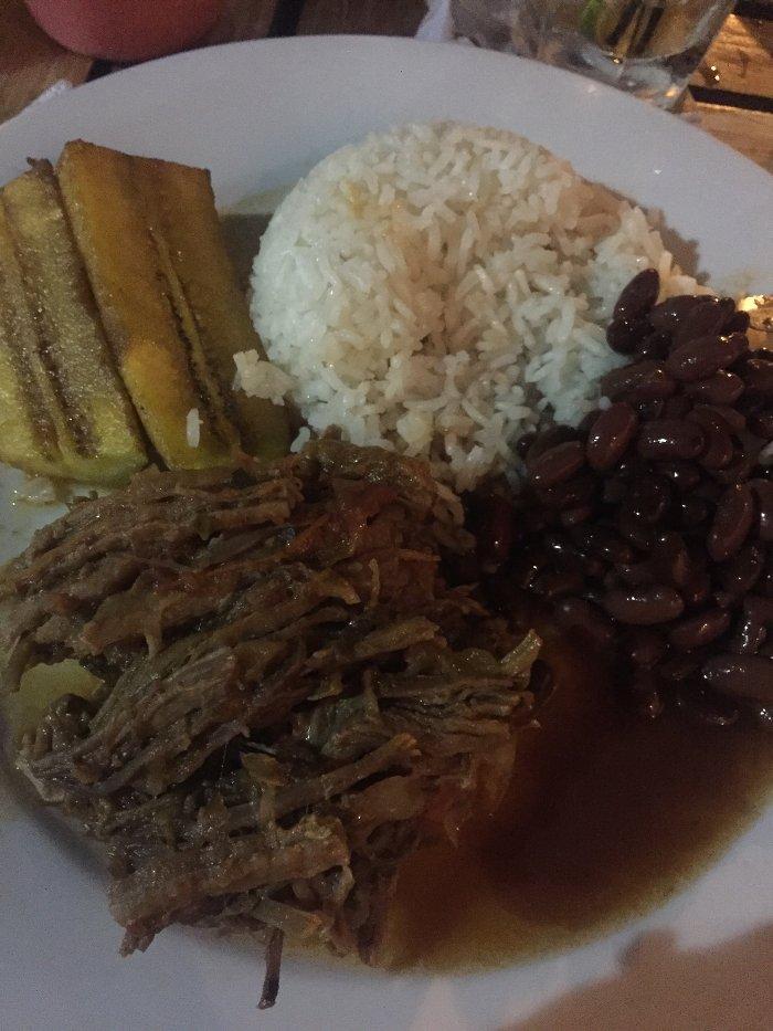 Ropa Viejo_Nicaragua