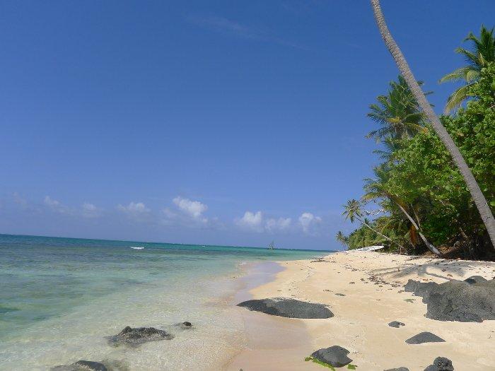 Strand Little Corn Island_Nicaragua